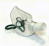 Child-mask nebulizer