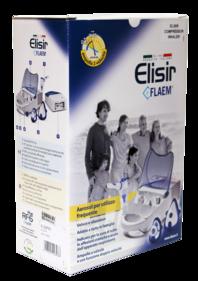 коробка elisir компрессорный ингалятор3
